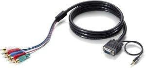 Level One RCA-9018, RCA-Kabel für AVE-9300, 1.8m