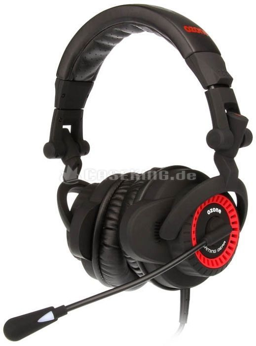 Ozone Strato EVO Gaming headset -- © caseking.de