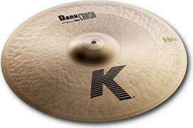 "Zildjian K Series Dark Thin crash 19"" (K0905)"