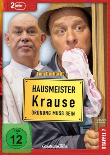 Hausmeister Krause Staffel 7 -- via Amazon Partnerprogramm