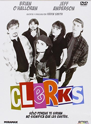 Clerks (UK) -- via Amazon Partnerprogramm