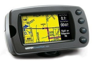 Garmin Streetpilot 2620 incl. external Active antenna