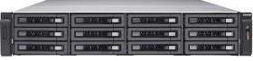 QNAP TVS-EC1280U-SAS-RP-8GE-R2 24TB, 2x 10GBase, 4x Gb LAN, 2HE