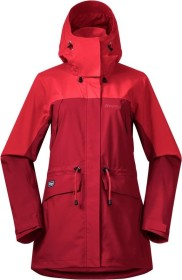 Bergans Breheimen 2L Jacke red/fire red (Damen) (8653-12770)