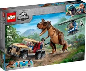 LEGO Jurassic World - Verfolgung des Carnotaurus (76941)