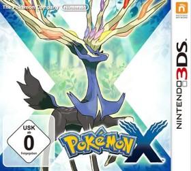 Pokemon - X Version (3DS)