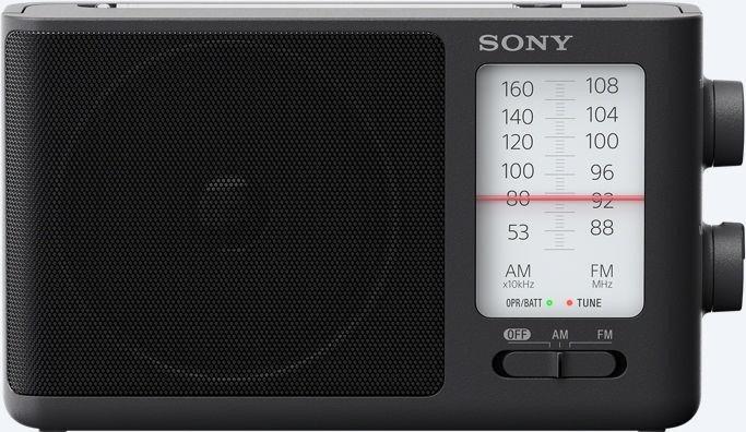 Sony ICF-506 black