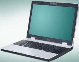 Fujitsu Esprimo Mobile V6535, Celeron 900 2.20GHz, 1GB RAM, 160GB HDD, ohne Betriebssystem (V6535MXBC5DE)