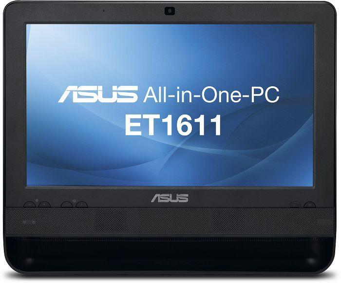 ASUS Eee top ET1611PUT-B0197 black, Atom D425, 2GB RAM, 250GB, Windows 7 Home Premium, UK (90PE3XA21121710A3K0Q)