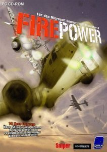 Combat Flight Simulator 3 - Fire Power (Add-on) (German) (PC)