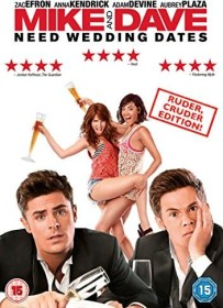 Mike and Dave need Wedding Dates (DVD) (UK)