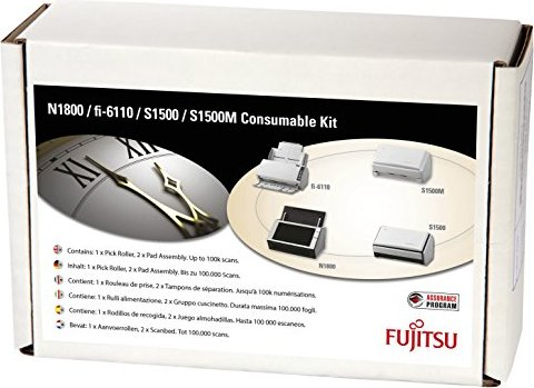Fujitsu CON-3586-013A Consumable kit -- via Amazon Partnerprogramm