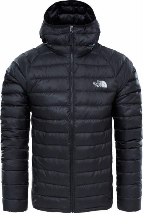 The North Face Trevail Hoodie Jacke tnf black (Herren) (39N4 KX7)