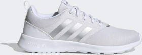 adidas QT Racer 2.0 cloud white/silver metallic/orbit grey (Damen) (FV9612)