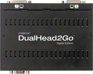 Matrox DualHead2Go Digital Edition (D2G-A2D-IF)