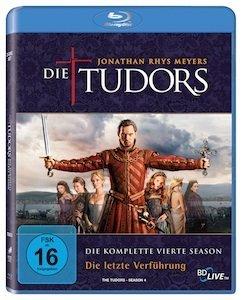 Die Tudors Season 4 (Blu-ray)