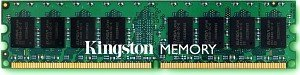 Kingston ValueRAM DIMM 512MB PC2-4200U CL4 (DDR2-533) (KVR533D2N4/512)