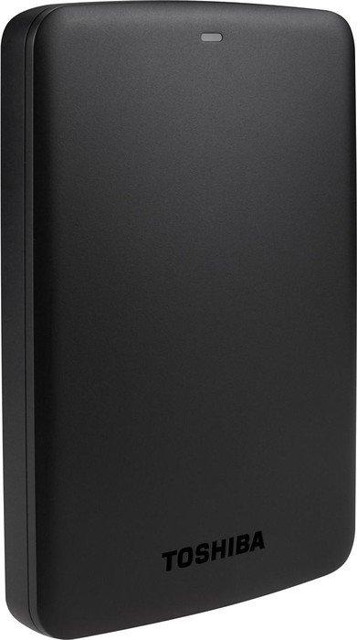 Toshiba Canvio Basics 1TB, USB 3.0 Micro-B (HDTB310EK3AA)