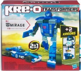 Hasbro KRE-O Transformers Mirage (31145)