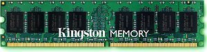 Kingston ValueRAM DIMM 1GB PC2-4200U CL4 (DDR2-533) (KVR533D2N4/1G)