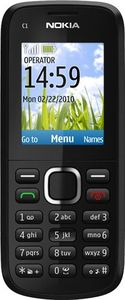 Vodafone Nokia C1-02 (various contracts)