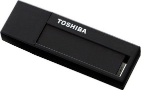 Toshiba TransMemory Black schwarz 8GB, USB-A 3.0 (THNV08DAIBLK6)