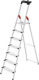 Hailo XXL household ladder 7 stages (8040-707)