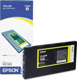 Epson Tinte T5494 gelb (C13T549400)