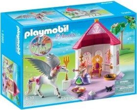 playmobil Princess - Prinzessinnen Pavillon mit Pegasus (5985)