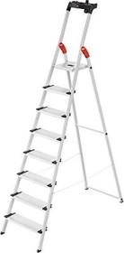 Hailo XXL household ladder 8 stages (8040-807)
