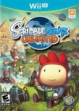 Scribblenauts unlimited polish (WiiU)