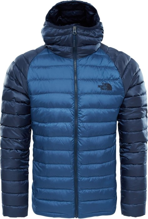 a84504b82a The North Face Trevail Hoodie Jacket shady blue/urban navy (men) (39N4