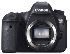 Canon EOS 6D schwarz Gehäuse (8035B022)