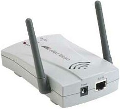 Allied Telesis 10MBit/s Wireless LAN Access Point (AT-WL2400)