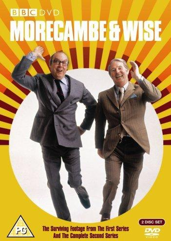 The Morecambe & Wise Show Box (Season 1-2) (UK) -- via Amazon Partnerprogramm