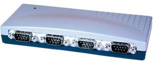 Exsys EX-1334 USB 1.1 auf 4-port seriell