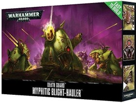 Games Workshop Warhammer 40.000 - Death Guard - Easy To Build Myphitic Blight-hauler (99120102080)