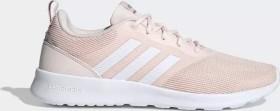 adidas QT Racer 2.0 pink tint/cloud white/silver metallic (Damen) (FW3253)