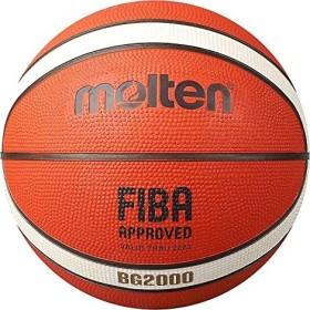 Molten B7G2000 Basketball orange/ivory