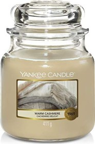 Yankee Candle Warm Cashmere Duftkerze, 411g