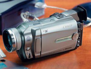 Canon MVX100i (8531A001)