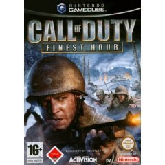 Call of Duty: Finest Hour (deutsch) (GC) (GC-078)