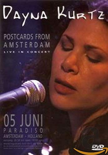 Dayna Kurtz - Postcards from Amsterdam -- via Amazon Partnerprogramm