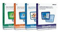 Microsoft: Virtual PC 6.1 mit Windows XP Professional (englisch) (MAC) (S65-00007)