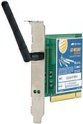 Allied Telesis Wireless LAN PCI Card 802.11b 11Mbps (AT-WCL007)