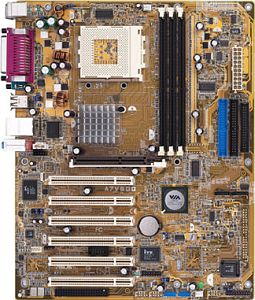ASUS A7V600 (PC-3200 DDR)