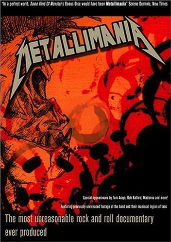 Metallica - Metallimania Rockumentary -- via Amazon Partnerprogramm