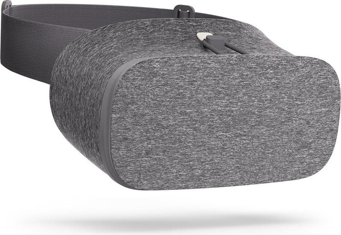 Google Daydream View dunkelgrau