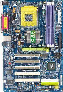 Gigabyte GA-7VT600-L, KT600 (PC-3200 DDR)