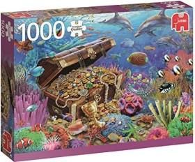 Jumbo Under Water World 1000 (17079)